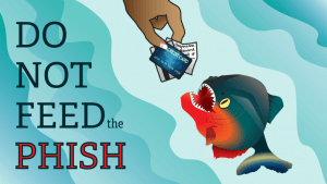 Phishing Scams: Don't Be Lured In!