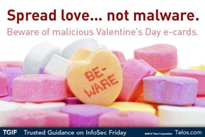 Spread Love... not malware.