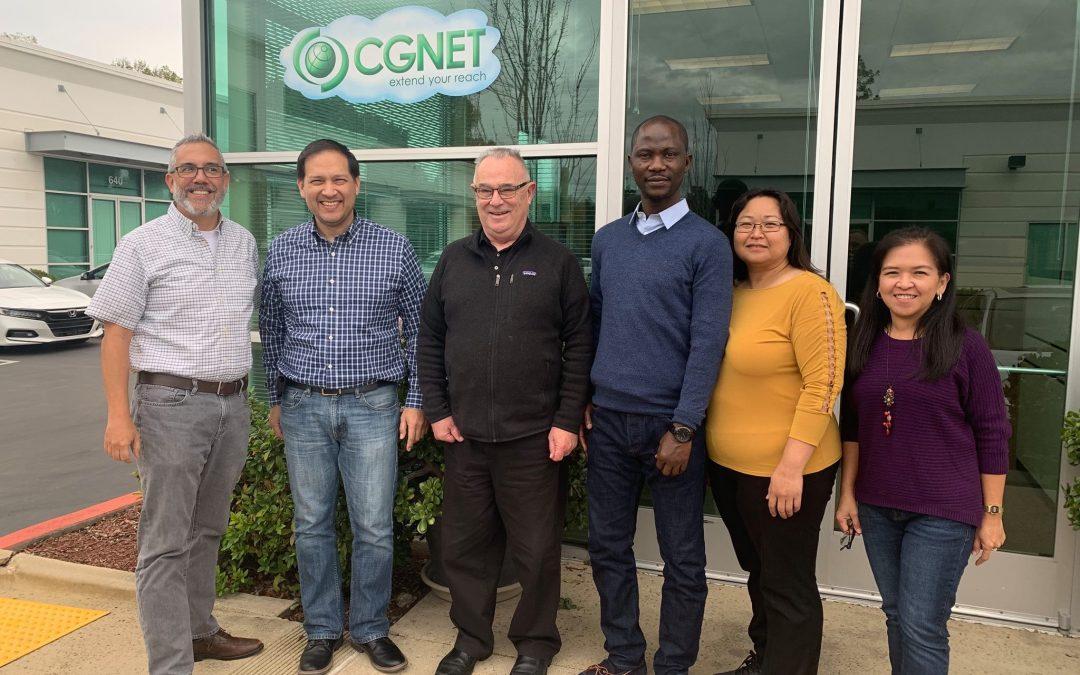 Kadir Salami Visits CGNET
