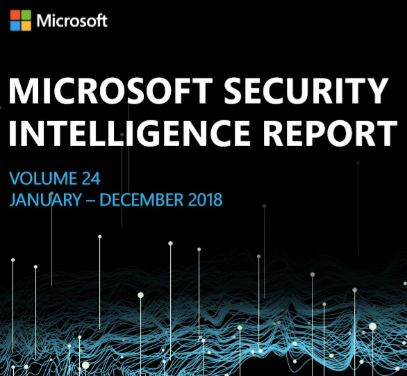 Highlights from Microsoft's Security Intelligence Report