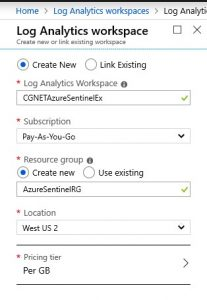 I Set Up Azure Sentinel (and You Can Too) - CGNet