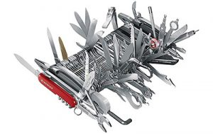 The Contract is as complex as the largest Swiss Army knife.