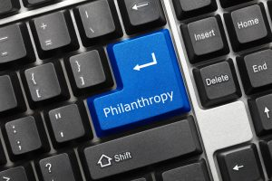 Philanthropy and IT