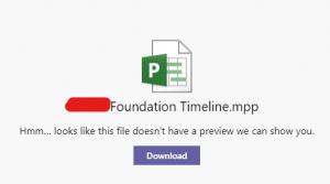 opening files in teams edit mpp