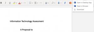 opening files in teams open file