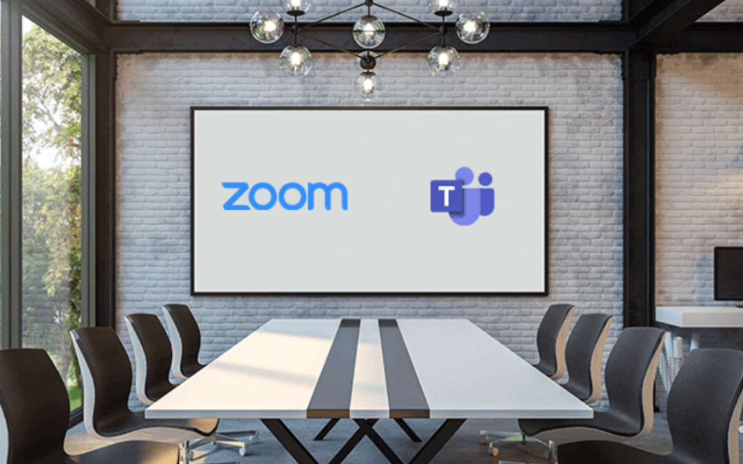 Integrate Zoom with Teams for the Best of Both Worlds