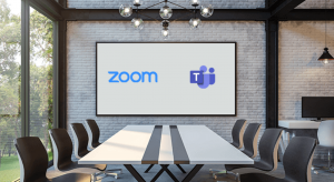 Teams and Zoom