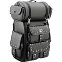 Saddlemen EX2200S Desperado Studded Deluxe Sissy Bar Bag