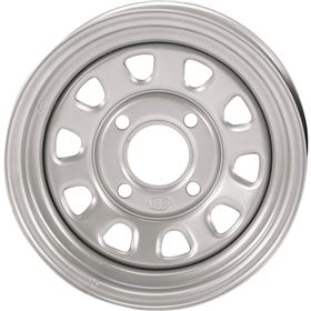 ITP Delta Steel Wheel - Silver 12x7, 4/137, 4+3 1225573032