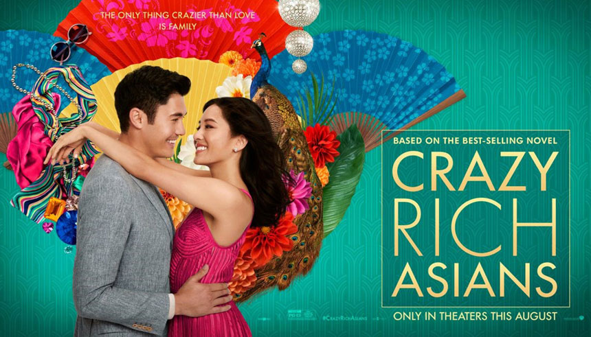Crazy Rich Asians: The Movie picture