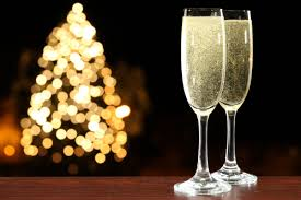 Holiday Bubbles and Dessert picture