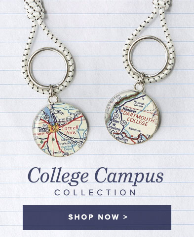 College Campus Collection - Key Rings, Bottle Openers, Wine Stoppers, Bracelets