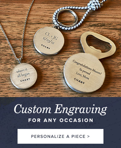 Custom Engraving - Personalized Messaging For Your Custom Piece