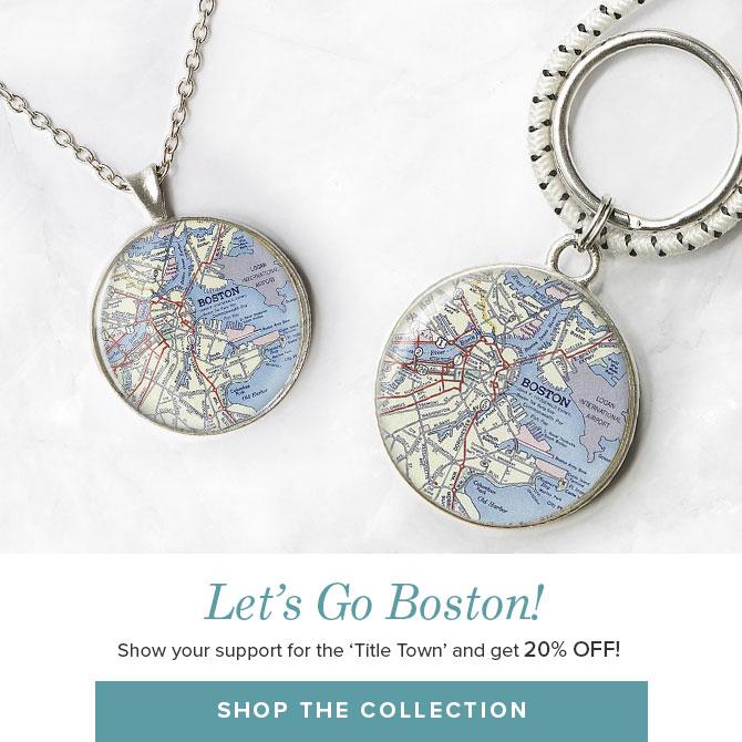 Shop 20% OFF Boston Popular Maps