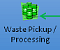 waste pickup and processing qs