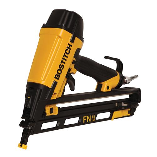 Bostitch N62FNK 2 Types of Nailers & Safety Tips