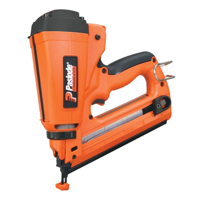 Cordless 16 Gauge Angled Finish Nailer Air Powered