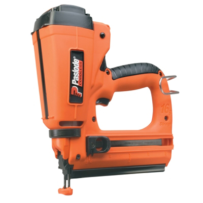 Cordless 16 Gauge Straight Finish Nailer by Paslode