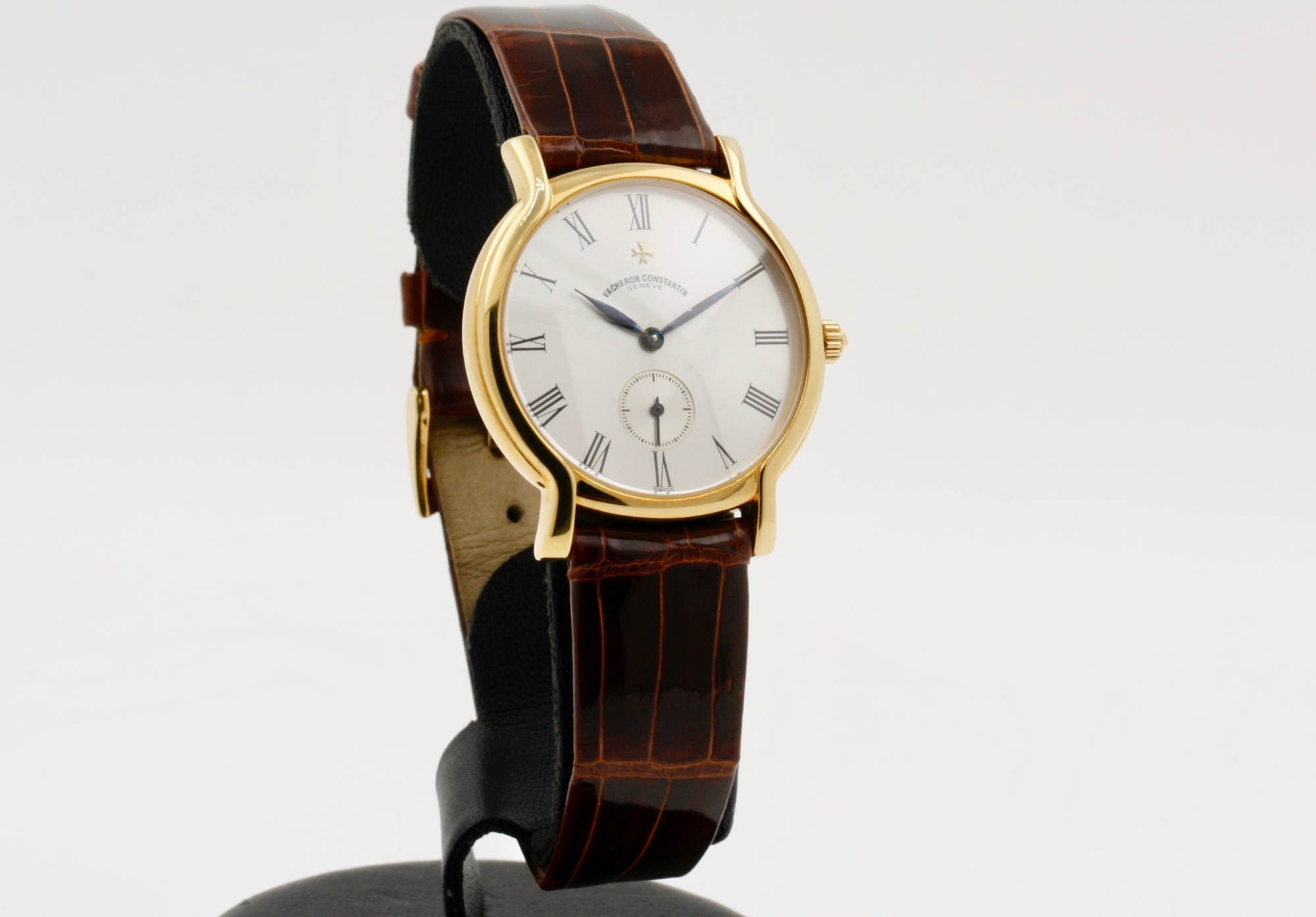 Vacheron Constantin Les historiques small seconds - Box and papers - As NEW 92060/000J-4 1997
