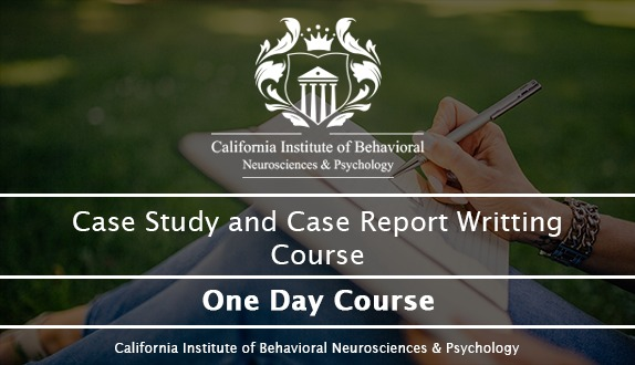 Case Study and Case Report Writing Course
