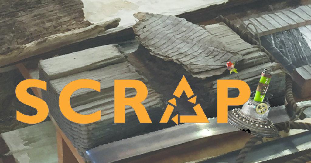 SCRAP - Santa Cruz Recycled Art Program • Santa Cruz City Arts