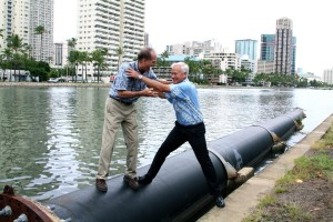 Goodbye To The Ala Wai Canal's 'Black Noodle'