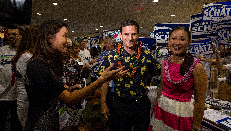 Civil Beat Poll: Hawaii Voters Moving Toward Schatz in U.S. Senate Race