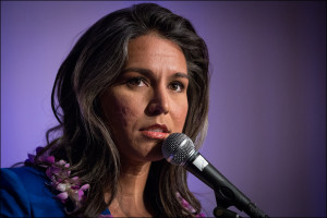 The Faces of Tulsi Gabbard: GOP Buddy, Friend of India, Obama Critic