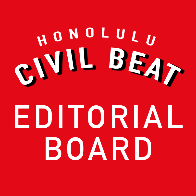 The Civil Beat Editorial Board