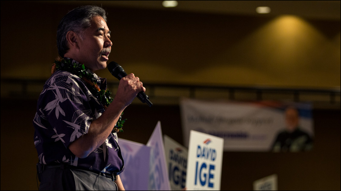 Ige at convention