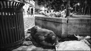 Criminalizing Homelessness: Reject the Sidewalk Sit-Lie Ban Bills