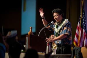 Cashing In: Tsutsui Taps Maui, Role as Hawaii Lt. Gov. for Big Bucks