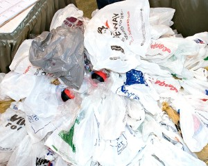 City Council Holds Off On Stricter Plastic Bag Rules