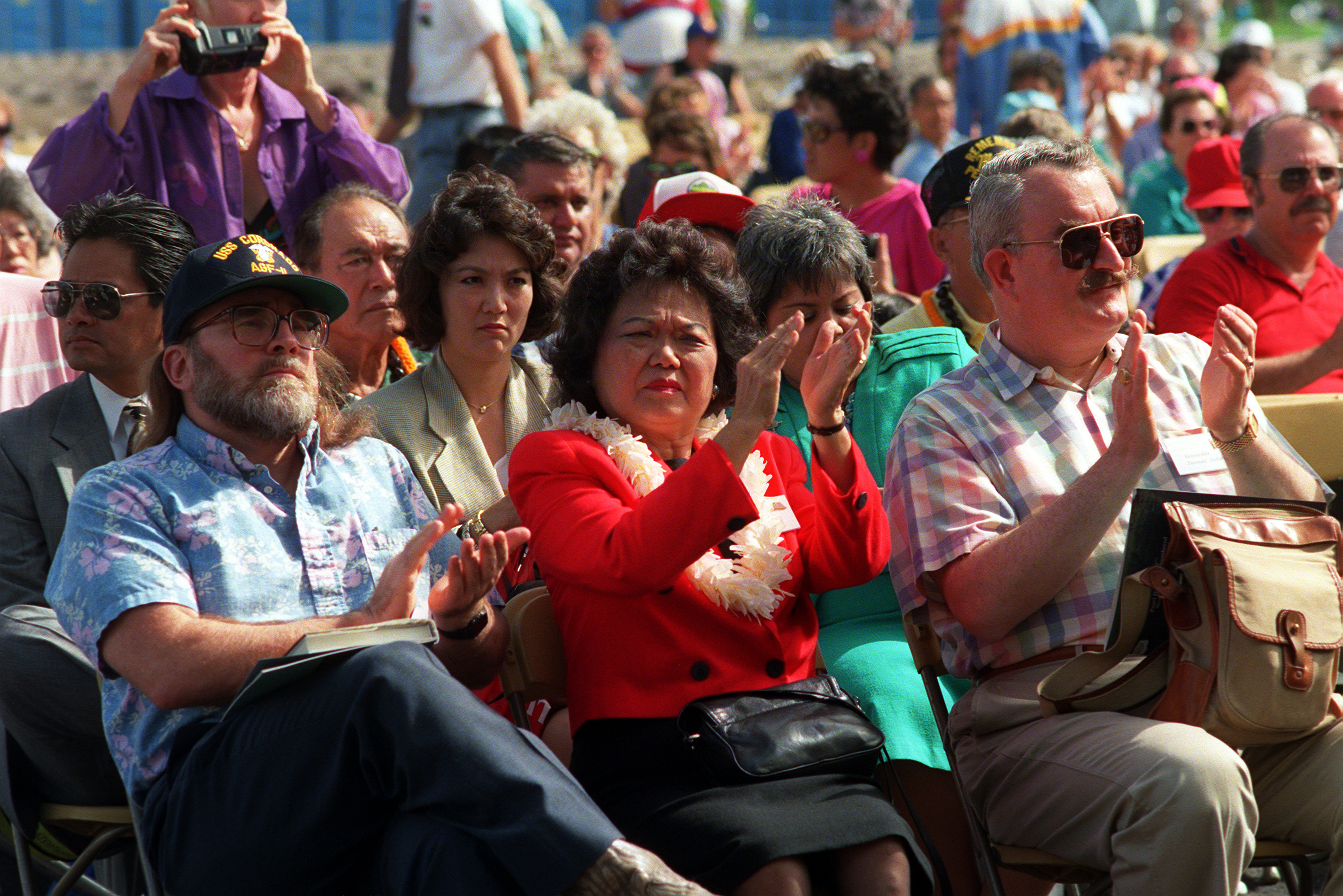 Patsy Mink Would Be 'Proud' of Women's Strides