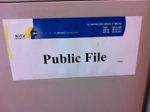 The Public File: Pacific Resource Partnership, Schatz, Biggest Ad Buyers