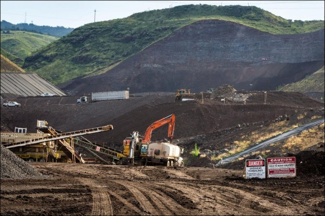 Waimanalo Landfill work continues 2014