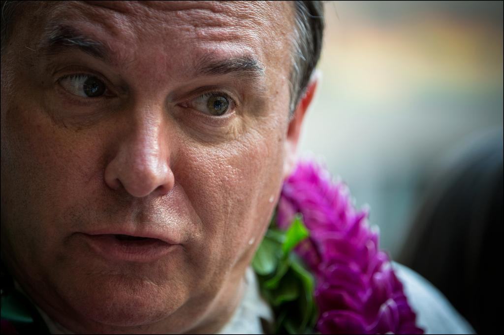 Retired General Gets Better Feedback in Second Forum on Bid for UH Prez