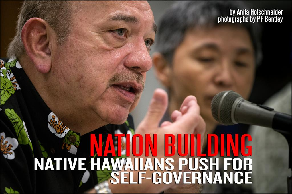 More Than 130,000 Native Hawaiians Sign Up for Nation Building