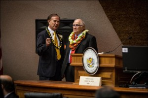 Speaker Souki, Rep. Ward Hold Campaign Fundraisers During Session