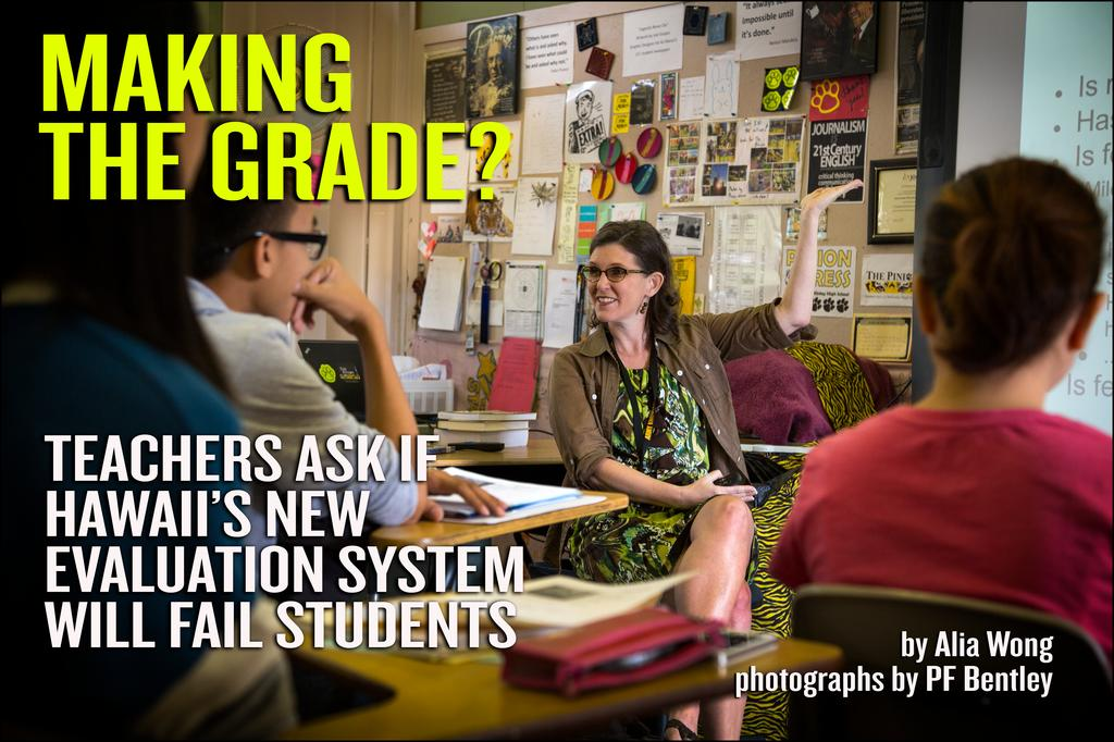 Instructors Ask if Hawaii's New Teacher Evaluation System Fails Students