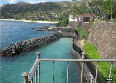Fate Of Popular Swimming Cove In Kahala Remains Uncertain