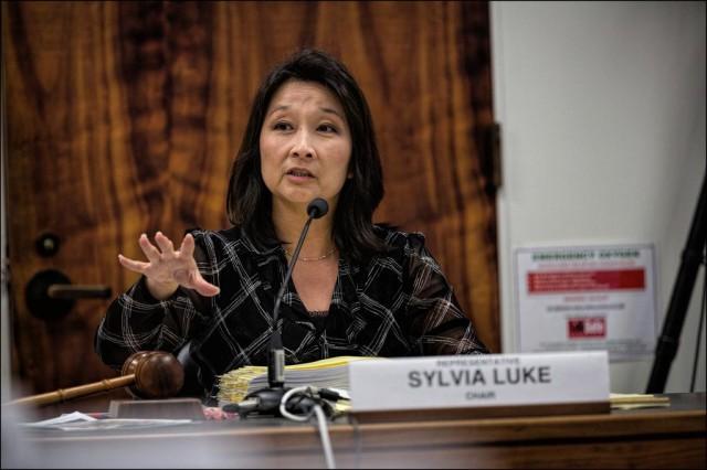 Sylvia Luke