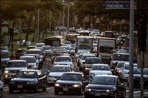 Honolulu Drivers Can't Get No Satisfaction