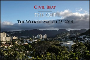 The Cut — March 18-March 25, 2014