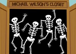 Pritchett: Skeletons in the Closet