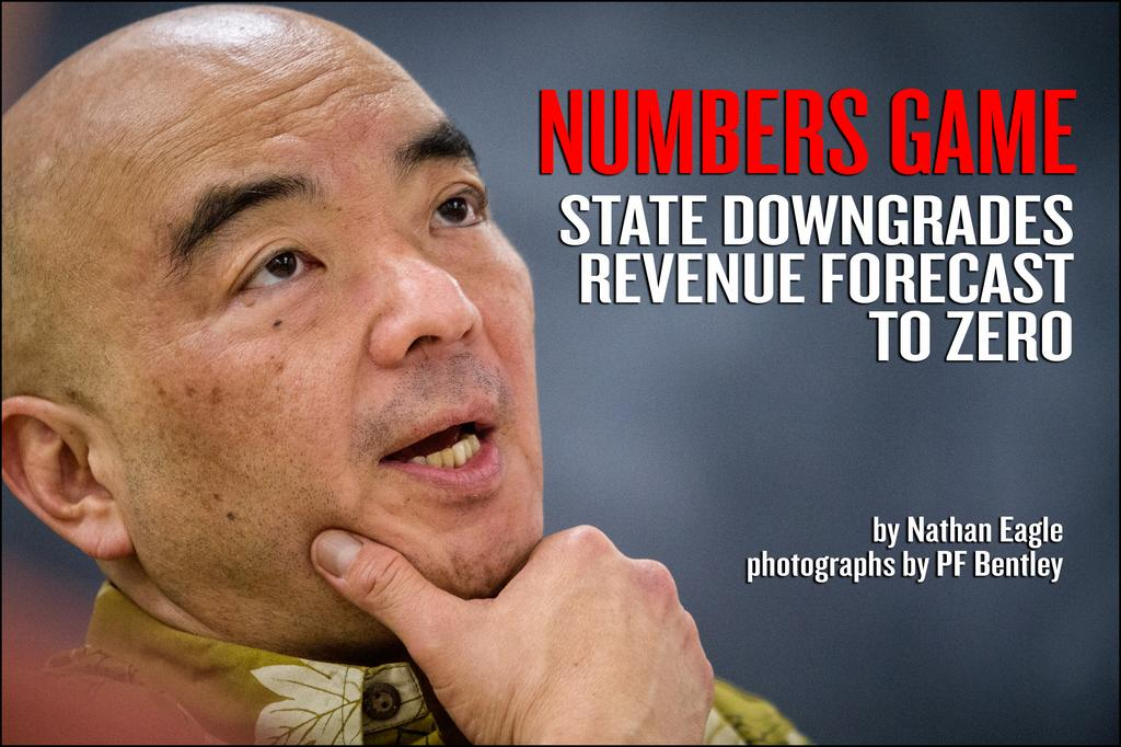 State Panel Projects No Revenue Growth for Hawaii in 2014