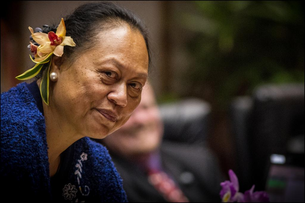 House Speaker Publicly Scolds Rep. Hanohano for 'Intimidating' Conduct
