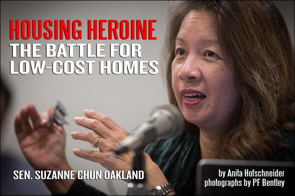 Sen. Chun Oakland Seeks $220M for Affordable Housing in Hawaii