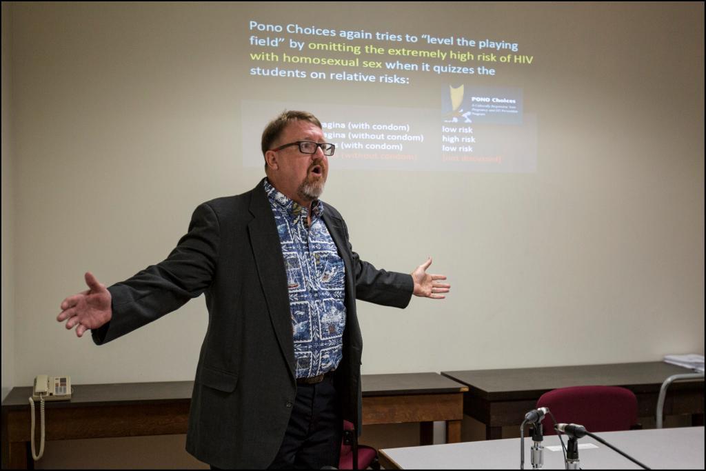 Rep. Bob McDermott's Gay Sex Problem