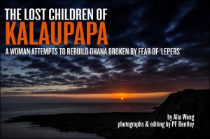 A Woman Attempts to Rebuild Ohana Broken by Fear of 'Lepers'